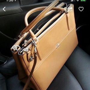 XL Coach handbag